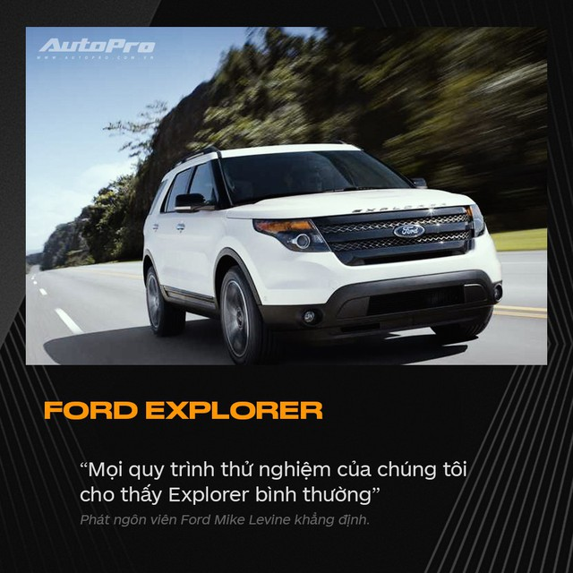 Tôi phát ốm vì Ford Explorer và câu chuyện đằng sau ít người biết đến - Ảnh 4.