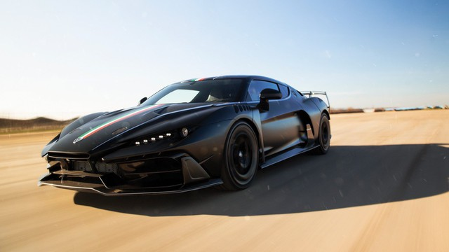 Xe siêu hiếm của hãng thiết kế xe cho VinFast được rao bán với giá 1,7 triệu USD