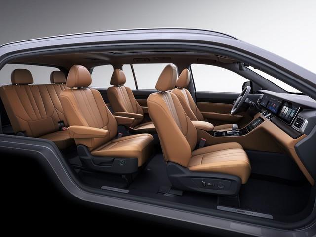 Li Xiang One: SUV Trung Quốc mang thiết kế Volvo XC90 lai Audi Q7 - Ảnh 7.