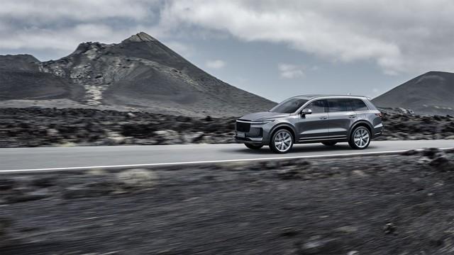 Li Xiang One: SUV Trung Quốc mang thiết kế Volvo XC90 lai Audi Q7 - Ảnh 1.