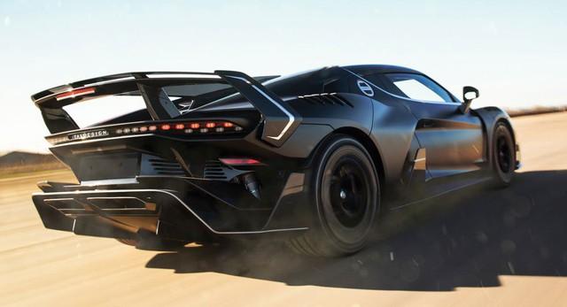 Xe siêu hiếm của hãng thiết kế xe cho VinFast được rao bán với giá 1,7 triệu USD - Ảnh 1.