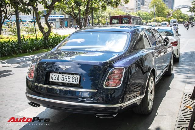 Đại gia Đà Nẵng đeo biển Lộc Phát cho hàng hiếm Bentley Mulsanne Speed - Ảnh 1.