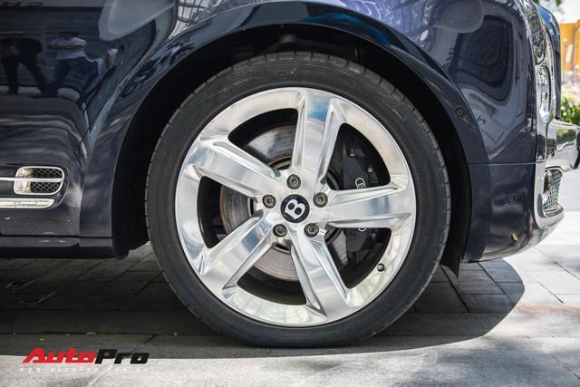 Đại gia Đà Nẵng đeo biển Lộc Phát cho hàng hiếm Bentley Mulsanne Speed - Ảnh 3.