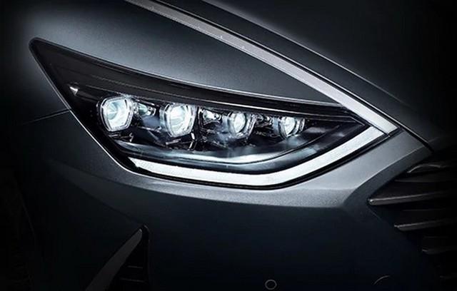Người dùng trên tay nhanh Hyundai Sonata 2020 vừa ra mắt - Đối thủ tầm cỡ của Toyota Camry thế hệ mới - Ảnh 11.