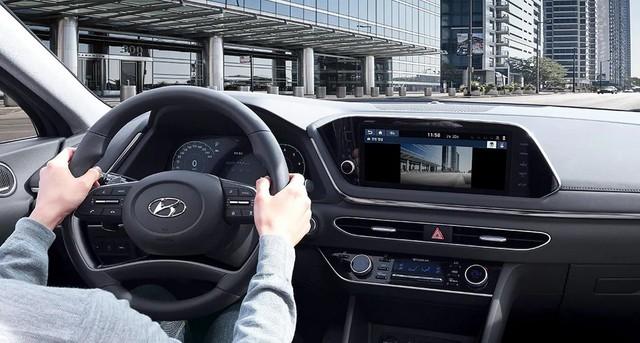 Người dùng trên tay nhanh Hyundai Sonata 2020 vừa ra mắt - Đối thủ tầm cỡ của Toyota Camry thế hệ mới - Ảnh 15.