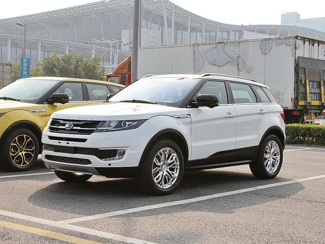 Land Rover thắng kiện bản nhái Trung Quốc sau gần 4 năm vật vã - Ảnh 2.