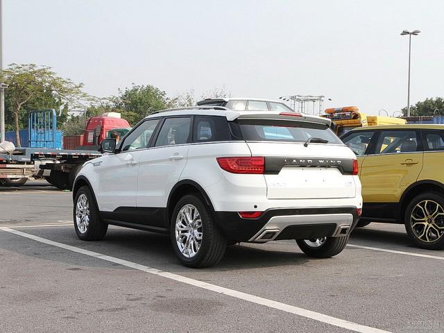 Land Rover thắng kiện bản nhái Trung Quốc sau gần 4 năm vật vã - Ảnh 3.