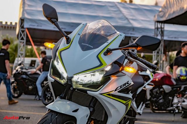 Chi tiết Honda CBR500R chính hãng đầu tiên tại Việt Nam: Giá bán 187 triệu đồng, nhập Thái, nhiều đổi mới đáng giá - Ảnh 2.