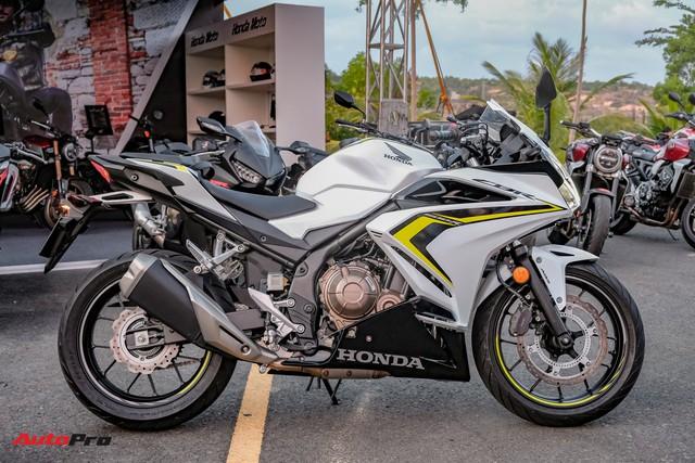 Chi tiết Honda CBR500R chính hãng đầu tiên tại Việt Nam: Giá bán 187 triệu đồng, nhập Thái, nhiều đổi mới đáng giá - Ảnh 3.