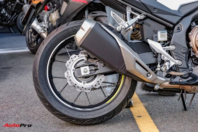 Chi tiết Honda CBR500R chính hãng đầu tiên tại Việt Nam: Giá bán 187 triệu đồng, nhập Thái, nhiều đổi mới đáng giá - Ảnh 10.