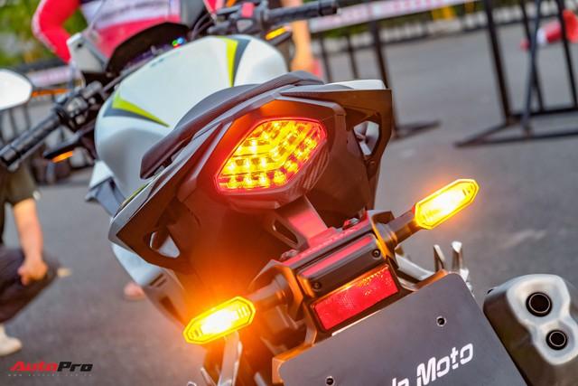 Chi tiết Honda CBR500R chính hãng đầu tiên tại Việt Nam: Giá bán 187 triệu đồng, nhập Thái, nhiều đổi mới đáng giá - Ảnh 8.
