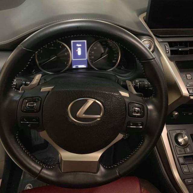 Lexus NX300 2017 đập tan quan niệm giữ giá với mức khấu hao hơn 360 triệu đồng sau 1,5 năm sử dụng - Ảnh 4.