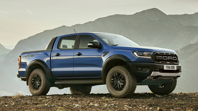 Ford cân nhắc tung siêu Ranger Raptor dùng động cơ Mustang 700 mã lực cạnh tranh các đối thủ mới xuất hiện - Ảnh 2.