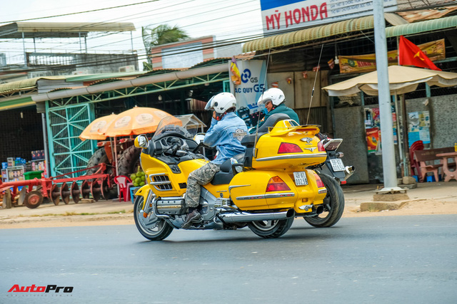 Những hình ảnh đáng nhớ của hơn 145 biker trên cả nước khuấy động ngày hội mô tô Honda - Ảnh 9.