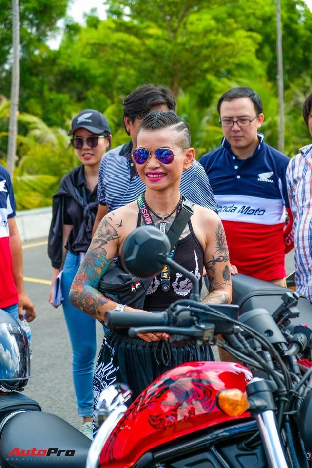Những hình ảnh đáng nhớ của hơn 145 biker trên cả nước khuấy động ngày hội mô tô Honda - Ảnh 10.
