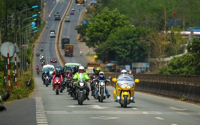 Những hình ảnh đáng nhớ của hơn 145 biker trên cả nước khuấy động ngày hội mô tô Honda - Ảnh 6.
