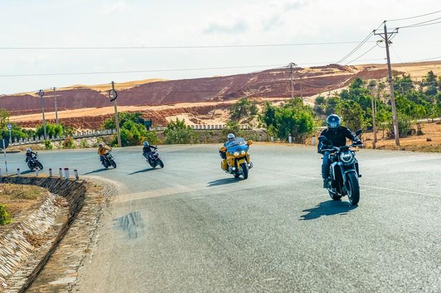 Những hình ảnh đáng nhớ của hơn 145 biker trên cả nước khuấy động ngày hội mô tô Honda - Ảnh 7.