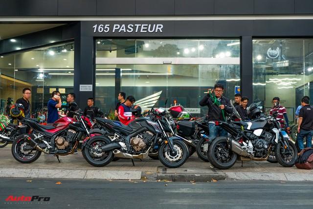 Những hình ảnh đáng nhớ của hơn 145 biker trên cả nước khuấy động ngày hội mô tô Honda - Ảnh 1.