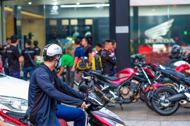 Những hình ảnh đáng nhớ của hơn 145 biker trên cả nước khuấy động ngày hội mô tô Honda - Ảnh 3.