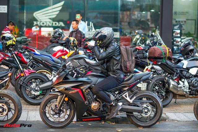 Những hình ảnh đáng nhớ của hơn 145 biker trên cả nước khuấy động ngày hội mô tô Honda - Ảnh 2.
