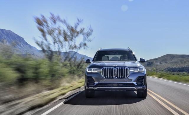 Đánh giá BMW X7 2019 được THACO đưa về ngay năm nay: Sinh ra để đứng đầu và đây là lý do - Ảnh 4.