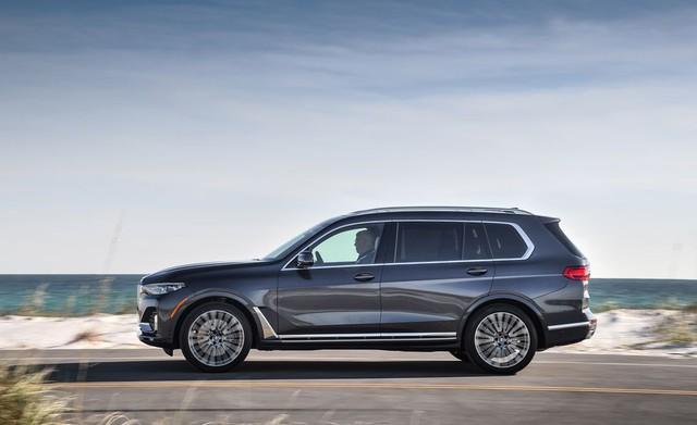 Đánh giá BMW X7 2019 được THACO đưa về ngay năm nay: Sinh ra để đứng đầu và đây là lý do - Ảnh 3.