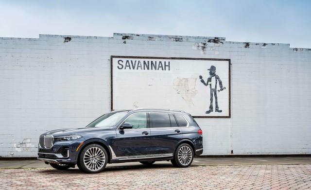Đánh giá BMW X7 2019 được THACO đưa về ngay năm nay: Sinh ra để đứng đầu và đây là lý do - Ảnh 1.