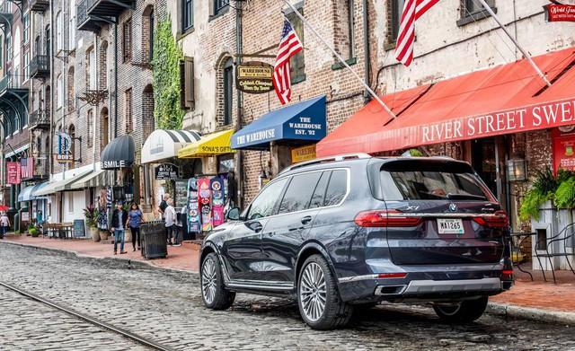 Đánh giá BMW X7 2019 được THACO đưa về ngay năm nay: Sinh ra để đứng đầu và đây là lý do - Ảnh 2.