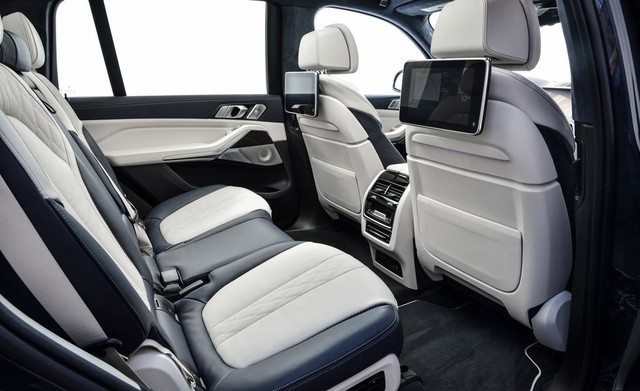 Đánh giá BMW X7 2019 được THACO đưa về ngay năm nay: Sinh ra để đứng đầu và đây là lý do - Ảnh 18.