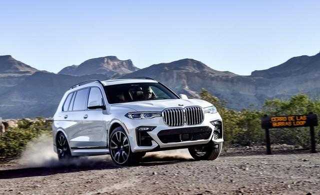 Đánh giá BMW X7 2019 được THACO đưa về ngay năm nay: Sinh ra để đứng đầu và đây là lý do - Ảnh 9.