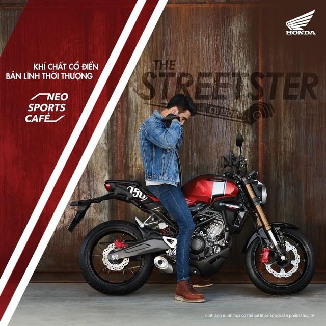 Honda CB150R ExMotion chính hãng giá 105 triệu đồng - Vua công nghệ an toàn trong phân khúc tại Việt Nam - Ảnh 1.