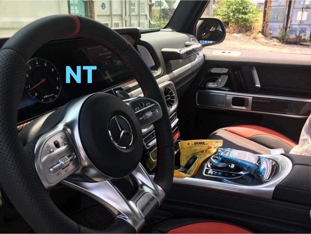 """Khui công Mercedes-AMG G63 Edition 1 hàng độc tại Việt Nam - Siêu phẩm tiếp theo của Minh """"nhựa""""? - Ảnh 7."""