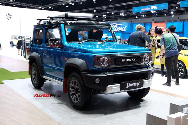 Hàng hot Suzuki Jimny ra mắt Thái Lan với mức giá không thể chát hơn, vạch tương lai mờ mịt ở Việt Nam - Ảnh 1.