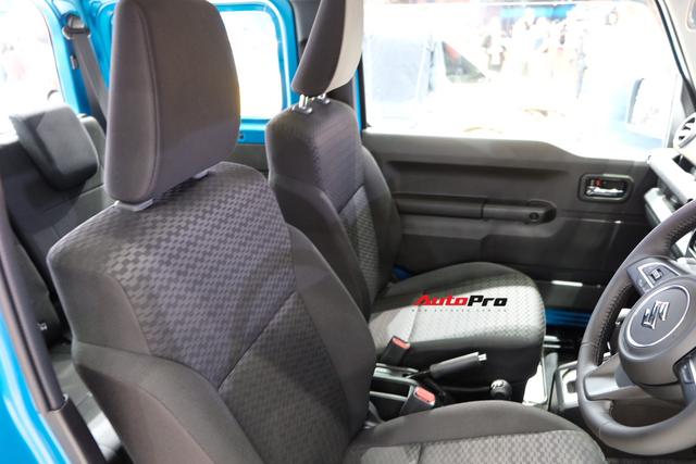 Hàng hot Suzuki Jimny ra mắt Thái Lan với mức giá không thể chát hơn, vạch tương lai mờ mịt ở Việt Nam - Ảnh 6.
