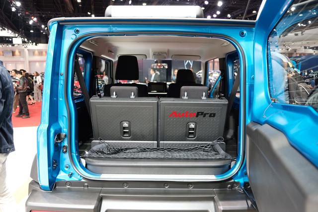 Hàng hot Suzuki Jimny ra mắt Thái Lan với mức giá không thể chát hơn, vạch tương lai mờ mịt ở Việt Nam - Ảnh 8.