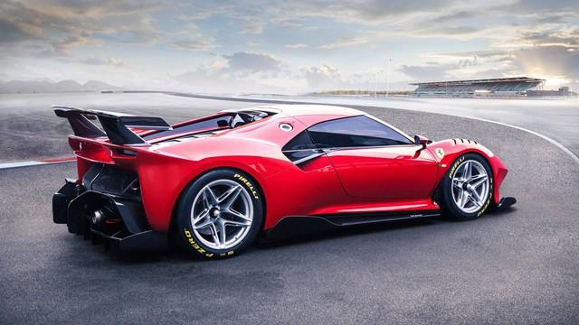 Đặt siêu xe Ferrari đặc biệt, các đại gia phải chờ 5 năm