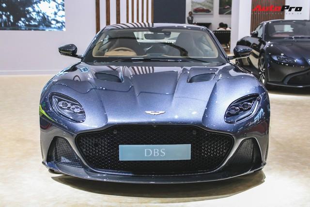 Aston Martin DBS Superleggera 2019 xuất hiện tại Bangkok, Ferrari trong khu vực run sợ đi là vừa! - Ảnh 3.