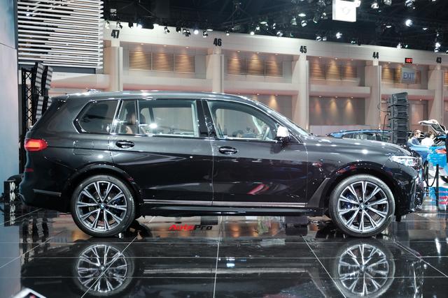 Diện kiến SUV sang như Rolls-Royce BMW X7 về Việt Nam ngay trong năm nay, giá khởi điểm 6,6 tỉ đồng tại Thái Lan - Ảnh 2.