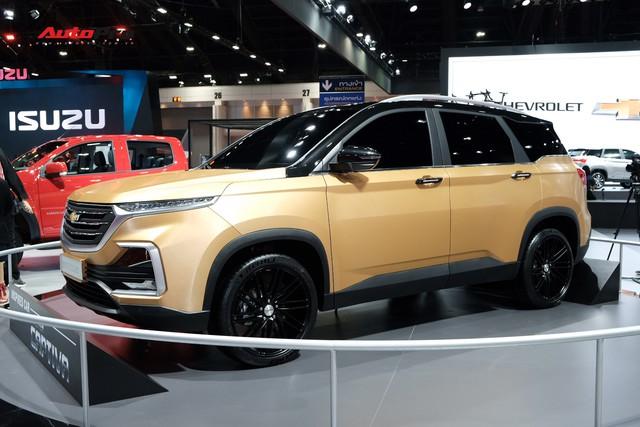 Chevrolet Captiva thế hệ mới trình làng - Chờ ngày VinFast đưa về Việt Nam - Ảnh 4.