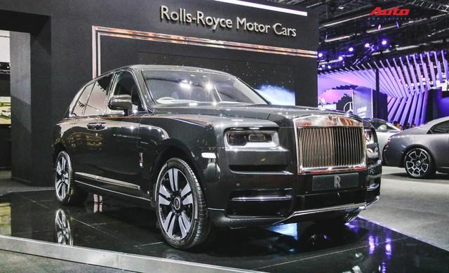 Rolls-Royce Cullinan ra mắt tại Thái Lan - SUV siêu sang người Việt phát thèm vì chưa được mục sở thị - Ảnh 2.