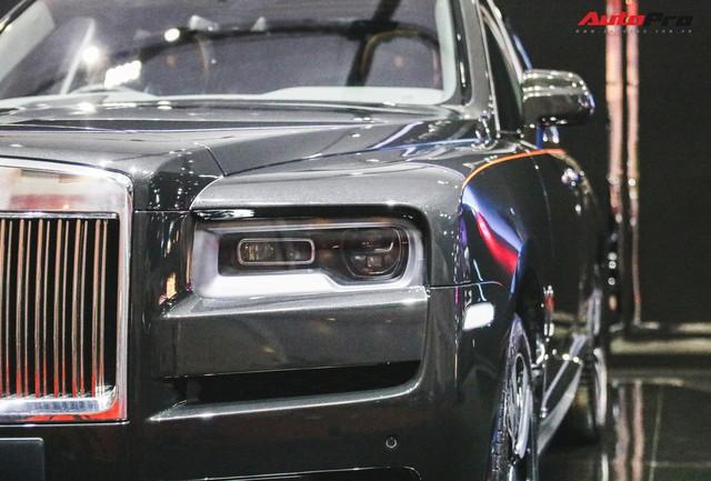 Rolls-Royce Cullinan ra mắt tại Thái Lan - SUV siêu sang người Việt phát thèm vì chưa được mục sở thị - Ảnh 5.