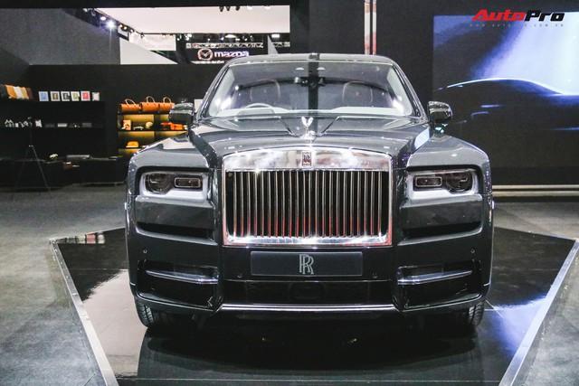 Rolls-Royce Cullinan ra mắt tại Thái Lan - SUV siêu sang người Việt phát thèm vì chưa được mục sở thị - Ảnh 4.