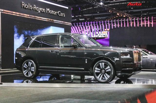 Rolls-Royce Cullinan ra mắt tại Thái Lan - SUV siêu sang người Việt phát thèm vì chưa được mục sở thị - Ảnh 3.