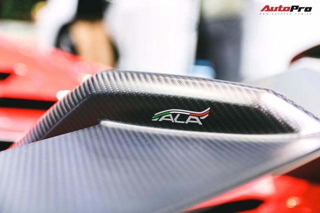 Lamborghini Aventador SVJ chính thức chào ĐNÁ - Lời ngỏ tới đại gia Việt - Ảnh 2.