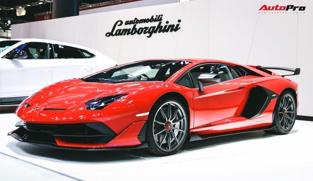Lamborghini Aventador SVJ chính thức chào ĐNÁ - Lời ngỏ tới đại gia Việt - Ảnh 1.
