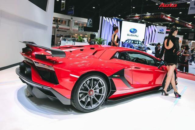 Lamborghini Aventador SVJ chính thức chào ĐNÁ - Lời ngỏ tới đại gia Việt - Ảnh 8.