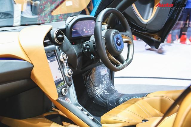 McLaren 720S Spider ra mắt Thái Lan - Đại gia Việt nào sẽ rước về garage? - Ảnh 9.