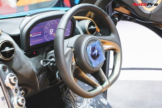 McLaren 720S Spider ra mắt Thái Lan - Đại gia Việt nào sẽ rước về garage? - Ảnh 10.