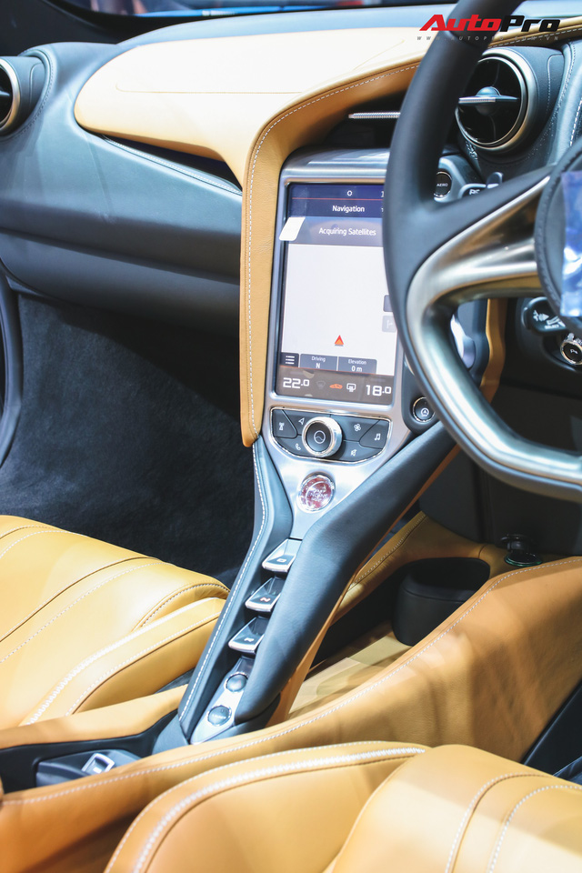 McLaren 720S Spider ra mắt Thái Lan - Đại gia Việt nào sẽ rước về garage? - Ảnh 11.