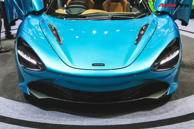 McLaren 720S Spider ra mắt Thái Lan - Đại gia Việt nào sẽ rước về garage? - Ảnh 4.